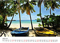 Dreamy Beaches of the Seychelles (Wall Calendar 2019 DIN A3 Landscape) - Produktdetailbild 7