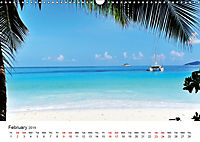 Dreamy Beaches of the Seychelles (Wall Calendar 2019 DIN A3 Landscape) - Produktdetailbild 2