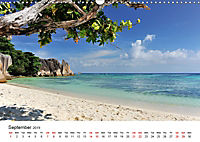 Dreamy Beaches of the Seychelles (Wall Calendar 2019 DIN A3 Landscape) - Produktdetailbild 9