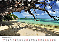Dreamy Beaches of the Seychelles (Wall Calendar 2019 DIN A3 Landscape) - Produktdetailbild 12