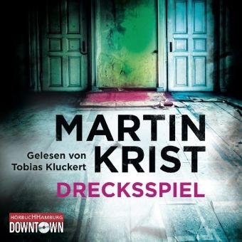 Drecksspiel, 5 Audio-CDs, Martin Krist