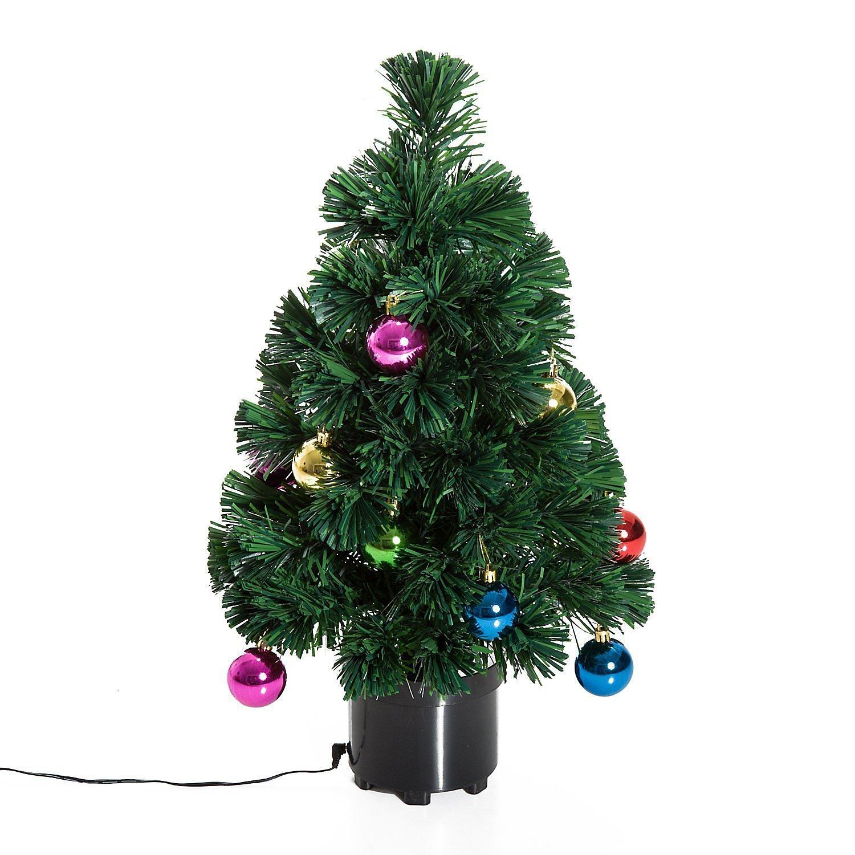 Weihnachtsbaum Klein Geschmückt.Drehbarer Weihnachtsbaum Inklusive Kunststoffständer Weltbild De