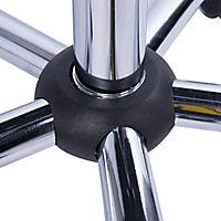 Drehstuhl mit geschwungenen Armlehnen - Produktdetailbild 7