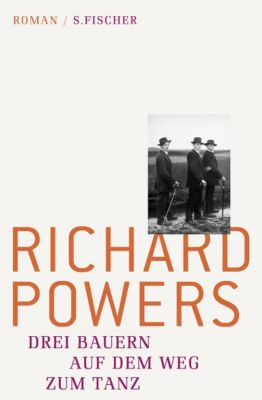 Drei Bauern auf dem Weg zum Tanz - Richard Powers |