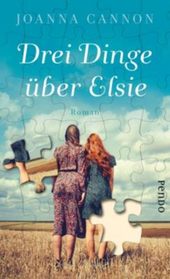 Drei Dinge über Elsie - Joanna Cannon pdf epub