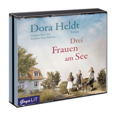 Drei Frauen am See, 4 Audio-CDs, Dora Heldt