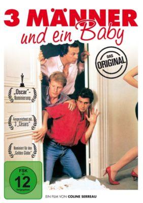 Drei Männer und ein Baby, Coline Serreau