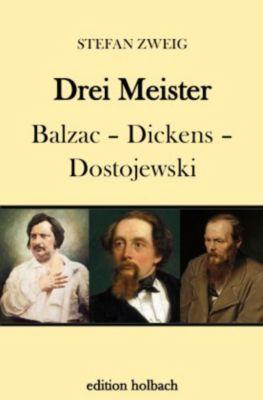 Drei Meister - Stefan Zweig pdf epub