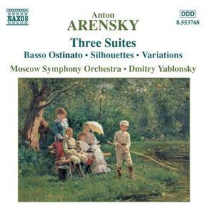 Drei Orchestersuiten, Dmitry Yablonsky, Moskau So