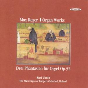 Drei Phantasien Für Orgel, Kari Vuola