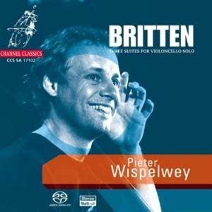 Drei Suiten Für Violoncello Solo, P. Wispelwey