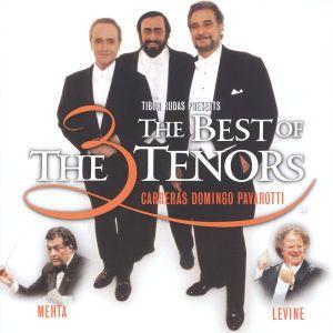 Drei Tenöre Best Of, Carreras, Domingo, Pavarotti, Mehta, Levine