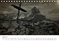 Drei Zinnen - Südtirols Wahrzeichen (Tischkalender 2019 DIN A5 quer) - Produktdetailbild 7