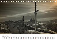 Drei Zinnen - Südtirols Wahrzeichen (Tischkalender 2019 DIN A5 quer) - Produktdetailbild 1