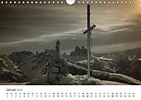 Drei Zinnen - Südtirols Wahrzeichen (Wandkalender 2019 DIN A4 quer) - Produktdetailbild 1