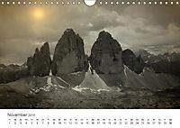 Drei Zinnen - Südtirols Wahrzeichen (Wandkalender 2019 DIN A4 quer) - Produktdetailbild 11