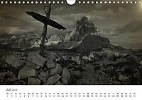 Drei Zinnen - Südtirols Wahrzeichen (Wandkalender 2019 DIN A4 quer) - Produktdetailbild 7