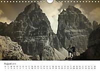 Drei Zinnen - Südtirols Wahrzeichen (Wandkalender 2019 DIN A4 quer) - Produktdetailbild 8