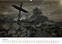 Drei Zinnen - Südtirols Wahrzeichen (Wandkalender 2019 DIN A2 quer) - Produktdetailbild 7