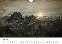 Drei Zinnen - Südtirols Wahrzeichen (Wandkalender 2019 DIN A4 quer) - Produktdetailbild 5