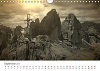Drei Zinnen - Südtirols Wahrzeichen (Wandkalender 2019 DIN A4 quer) - Produktdetailbild 9