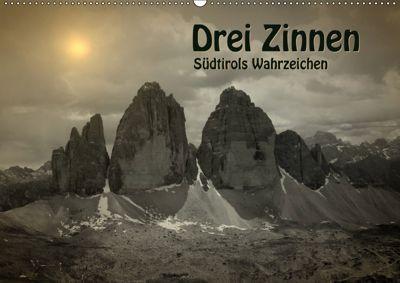 Drei Zinnen - Südtirols Wahrzeichen (Wandkalender 2019 DIN A2 quer), Georg Niederkofler
