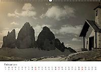 Drei Zinnen - Südtirols Wahrzeichen (Wandkalender 2019 DIN A2 quer) - Produktdetailbild 2