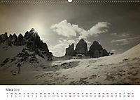Drei Zinnen - Südtirols Wahrzeichen (Wandkalender 2019 DIN A2 quer) - Produktdetailbild 3