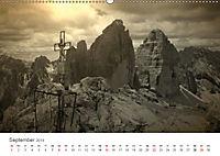 Drei Zinnen - Südtirols Wahrzeichen (Wandkalender 2019 DIN A2 quer) - Produktdetailbild 9