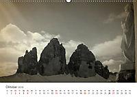 Drei Zinnen - Südtirols Wahrzeichen (Wandkalender 2019 DIN A2 quer) - Produktdetailbild 10