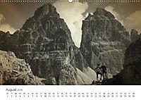 Drei Zinnen - Südtirols Wahrzeichen (Wandkalender 2019 DIN A2 quer) - Produktdetailbild 8