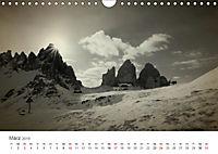 Drei Zinnen - Südtirols Wahrzeichen (Wandkalender 2019 DIN A4 quer) - Produktdetailbild 3