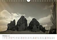 Drei Zinnen - Südtirols Wahrzeichen (Wandkalender 2019 DIN A4 quer) - Produktdetailbild 10