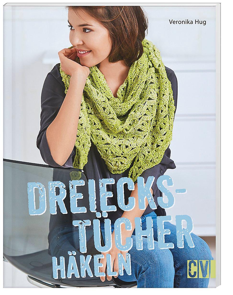 Dreieckstücher Häkeln Buch Von Veronika Hug Portofrei Kaufen