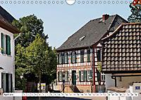 Dreieich vom Frankfurter Taxifahrer Petrus Bodenstaff (Wandkalender 2019 DIN A4 quer) - Produktdetailbild 4