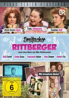 Dreifacher Rittberger, Elke Heidenreich