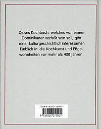 Dreihundertjähriges deutsches Kloster-Kochbuch - Produktdetailbild 2