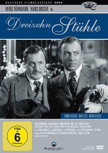 Dreizehn Stühle, DVD, Ilja Ilf, Jewgeni Petrow