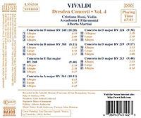 Dresden Concerti Vol.4 - Produktdetailbild 1