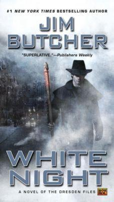 Dresden Files, White Night, Jim Butcher