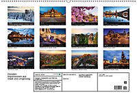 Dresden: Impressionen aus Stadt und Umgebung (Wandkalender 2019 DIN A2 quer) - Produktdetailbild 13