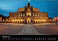Dresden: Impressionen aus Stadt und Umgebung (Wandkalender 2019 DIN A2 quer) - Produktdetailbild 2