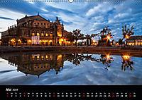 Dresden: Impressionen aus Stadt und Umgebung (Wandkalender 2019 DIN A2 quer) - Produktdetailbild 5