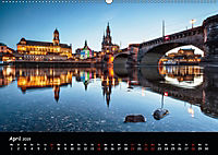 Dresden: Impressionen aus Stadt und Umgebung (Wandkalender 2019 DIN A2 quer) - Produktdetailbild 4
