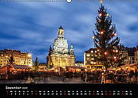 Dresden: Impressionen aus Stadt und Umgebung (Wandkalender 2019 DIN A2 quer) - Produktdetailbild 12