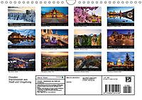 Dresden: Impressionen aus Stadt und Umgebung (Wandkalender 2019 DIN A4 quer) - Produktdetailbild 13