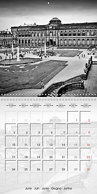 DRESDEN Monochrome Highlights (Wall Calendar 2019 300 × 300 mm Square) - Produktdetailbild 6