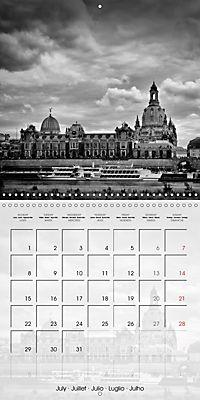 DRESDEN Monochrome Highlights (Wall Calendar 2019 300 × 300 mm Square) - Produktdetailbild 7