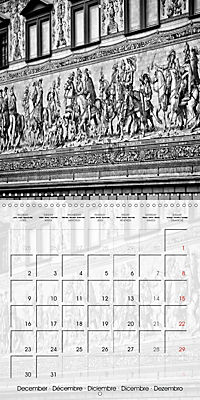 DRESDEN Monochrome Highlights (Wall Calendar 2019 300 × 300 mm Square) - Produktdetailbild 12