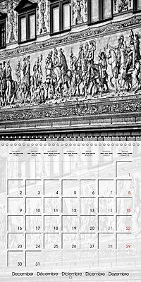 DRESDEN Monochrome Highlights (Wall Calendar 2019 300 × 300 mm Square) - Produktdetailbild 12